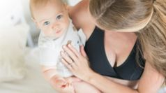 Nipple care for breastfeeding mums